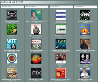 iTunes Rewind 2009 US