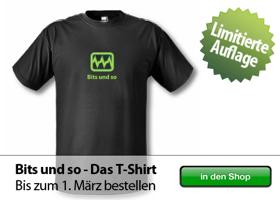 bitsundso-tshirt