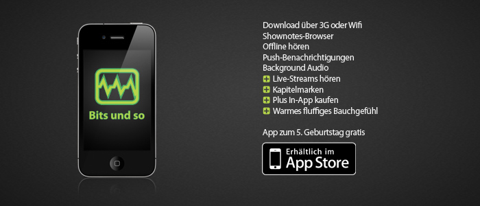 Bits und so App